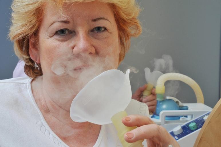 Ингаляции – очень эффективный способ лечения болезней легких