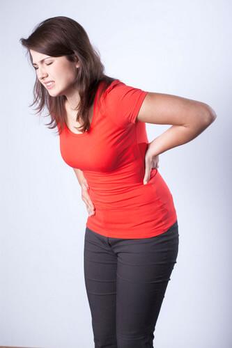 сколько болит спина если продуло