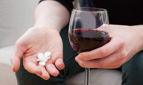 Алкоголь и лечение пневмонии несовместимы