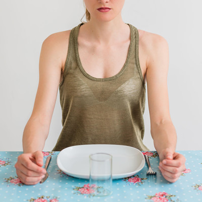 Анорексия, отказ от еды