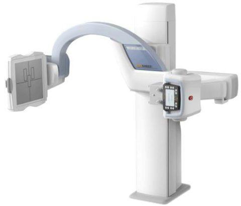 Аппарат для цифровой рентгенографии