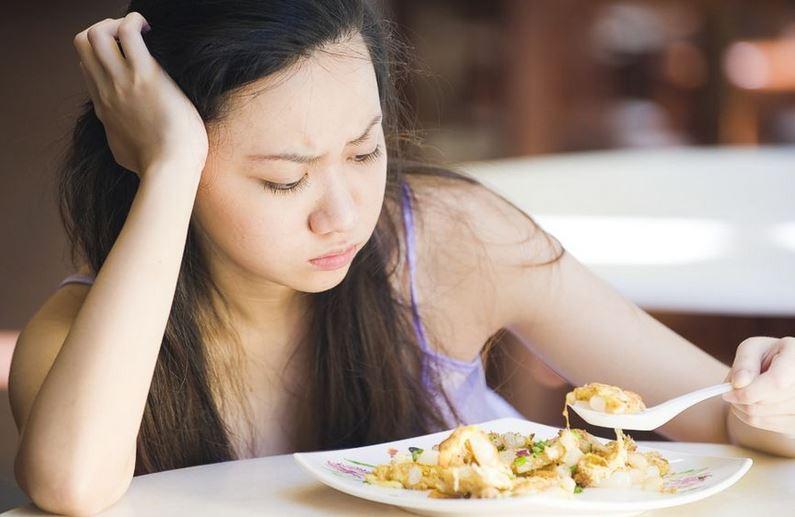 Почему при сифилисе проваливается отсутствие аппетита