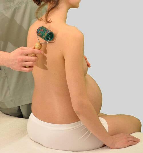 Применение аппликатора Ляпко при беременности