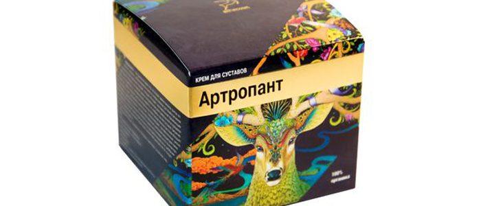 Мазь для суставов Артропант