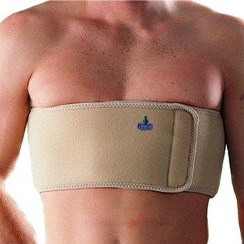 Ортезы можно использовать для транспортировки больных с переломами ребер