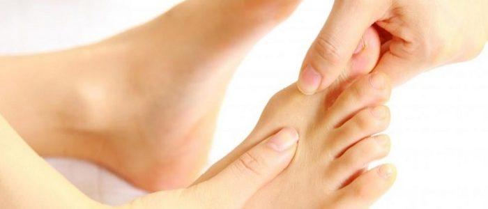 Артроз пальцев стопы