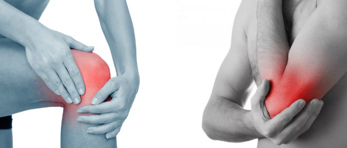 Могут ли болеть суставы от нервов?