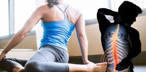Лечебная физическая культура при остеохондроз