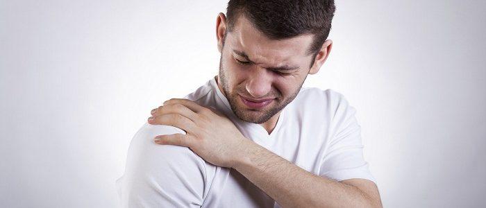 Болит дельтовидная мышца на плече