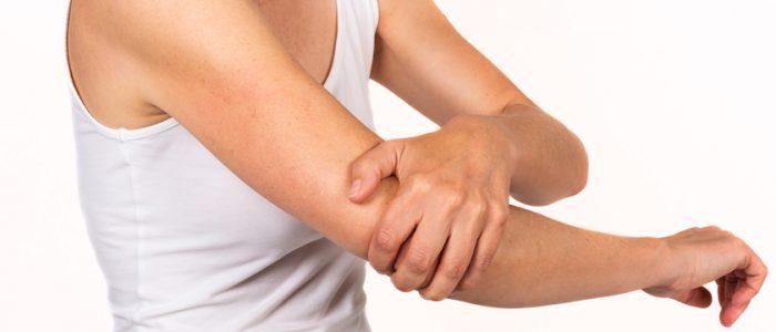 Боль в локтевых и коленных суставах
