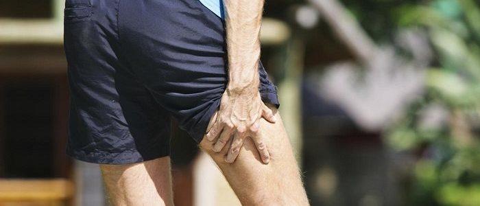 Болит нога от таза до колена