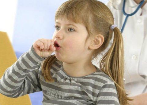 Патология без кашля чаще развивается у детей.