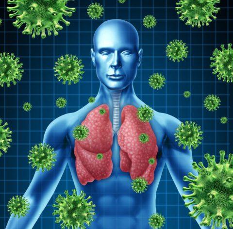 Часто причиной развития воспаления в бронхах является сочетание нескольких инфекционных агентов