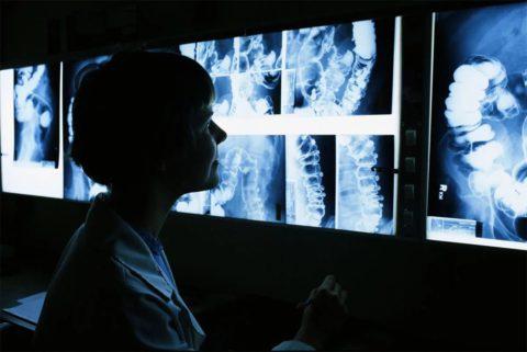 Человеческий глаз не может увидеть рентгеновские волны.