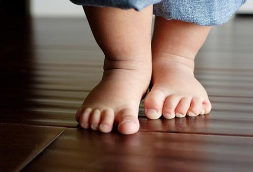 Если болят ступни у детей
