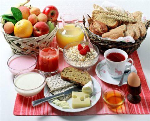 Диетическое питание при пневмонии