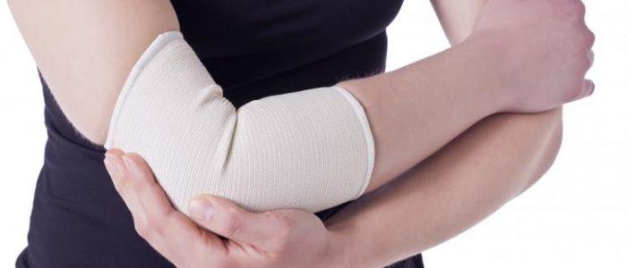 Боли в локте и плече левой руки