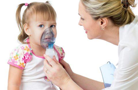 Для маленьких пациентов при выборе ингаляции нужен внимательный подход при выборе препарата