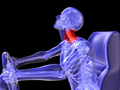 ДТП является одной из наиболее частых причин травм позвоночника
