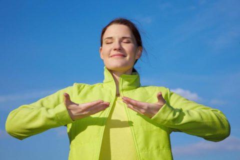 Дыхательная гимнастика Стрельниковой при пневмонии: в чем особенность метода.