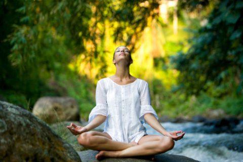 Дыхательные методики - лучший способ восстановления при бронхите.