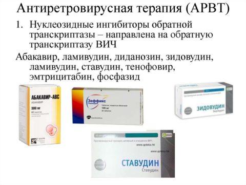 Эффективные средства против вируса иммунодефицита человека