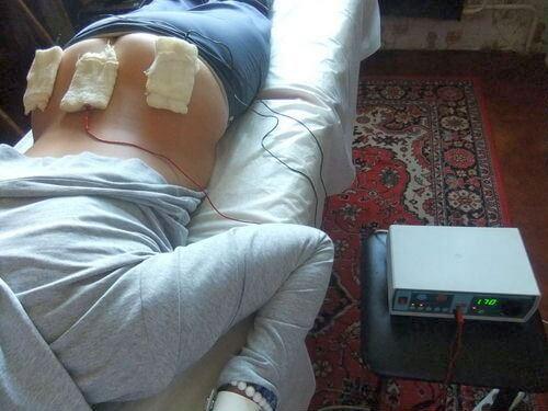 физиотерапия при поясничном остеохондрозе 1 стадии