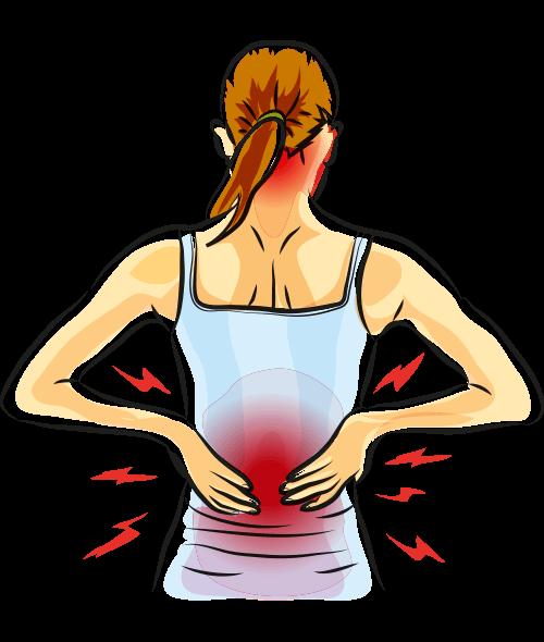 Когда надо записаться к врачу при боли в спине
