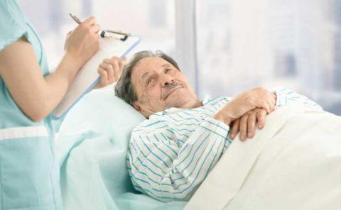 Если болезнь не проходит самостоятельно, возможно придется долечиваться в стационаре