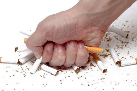Если больной курит, то поправиться будет еще сложнее