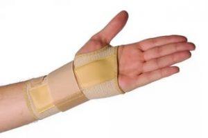 Бурсит на руке