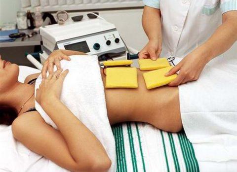 Физиотерапия входит в комплекс лечебных мер при травмах.