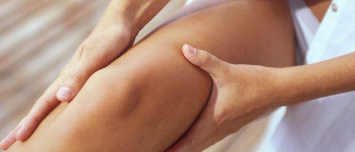 Горят суставы коленей