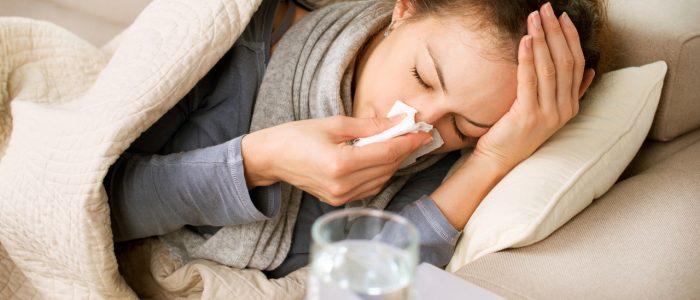 Осложнения гриппа на суставы