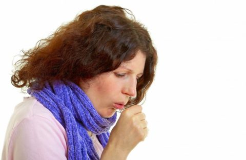 Характер кашля у пациента при обструктивном бронхите.