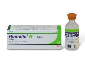 Рекомбинантный человеческий инсулин
