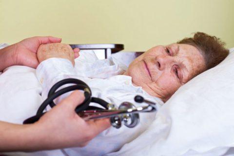 Инфаркт миокарда у пожилых людей – тяжелое состояние