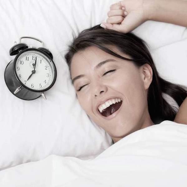как быстро выспаться методы