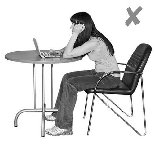 Удобная офисная мебель от боли в спине