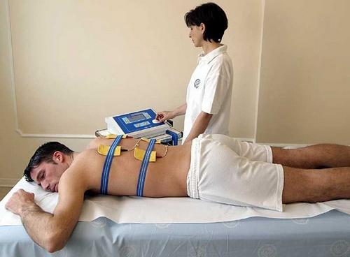Физиолечение при протрузии