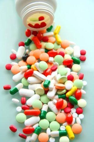 Какие медикаментозные препараты следует принимать.