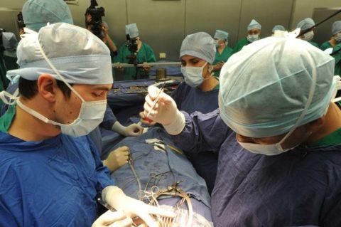 Кардиохирургия