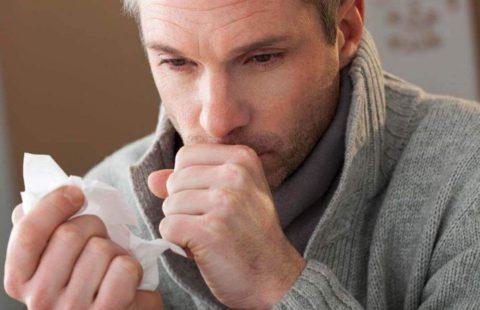 Кашель – это постоянный симптом любой формы воспаления легких