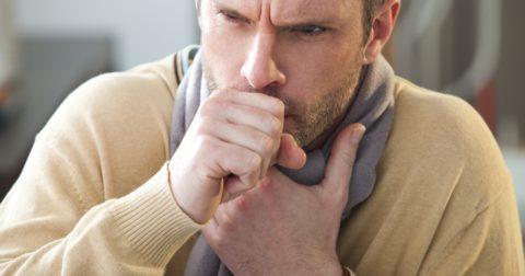 Кашель – основной симптом пневмонии