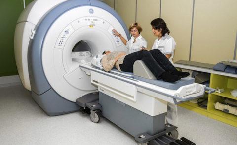 Компьютерная томография как допустимый метод диагностики.