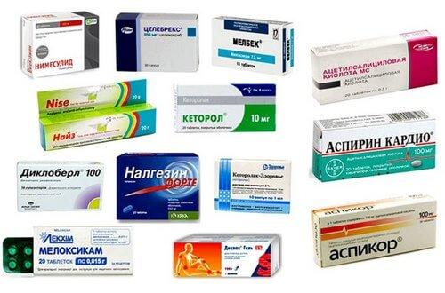 обезболивающие таблетки при остеохондрозе поясничного отдела позвоночника