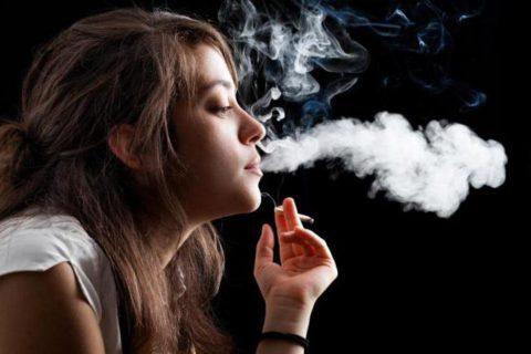 Курение – прямой удар по дыхательной системе.