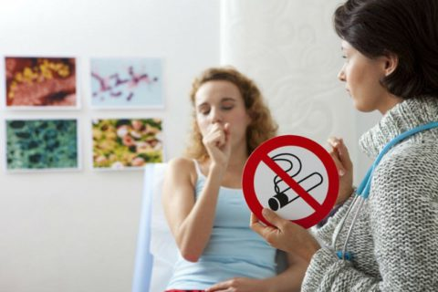Курение является первопричиной многих недугов