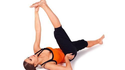 упражнения при воспалении седалищного нерва