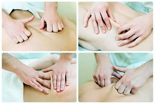 лечебный массаж при остеохондрозе поясничного отдела позвоночника